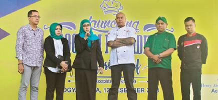 AKS-AKK Launcing Program Pendidikan Profesi Chef ACA
