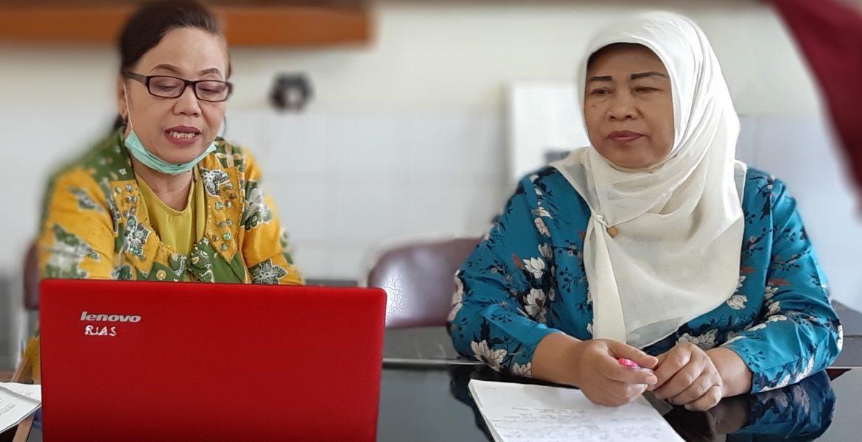 "PERKULIAHAN DARING TATA RIAS PENGANTIN INDONESIA III ""TATA RIAS PENGANTIN BALI """